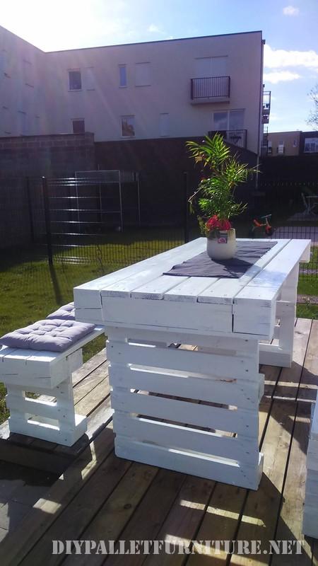 mobili da giardino fai da te con pallet ~ mobilia la tua casa - Fai Da Te Mobili Da Giardino Esterno