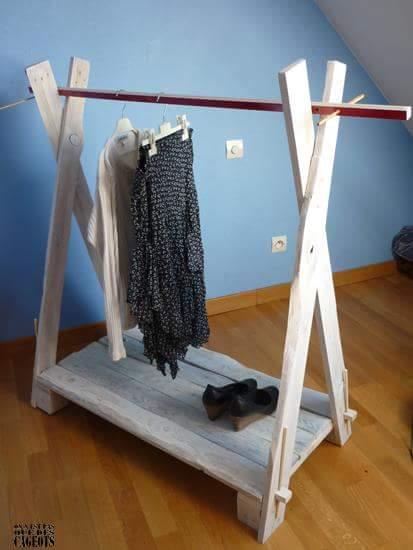 Con pallet plance Abbigliamento espositori 1