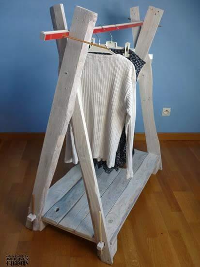 Con pallet plance Abbigliamento espositori 2