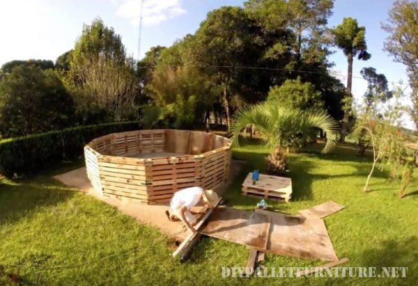 Video di come costruire una piscina con palletmobili con - Come costruire una piscina ...