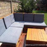 Come fare un divano chaiselong con i pallet spiegazione e pianimobili con pallet mobili con - Divano pallet istruzioni ...