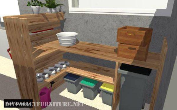 Progetto e risultato finale di un mobile per cucinamobili for Progetta mobili