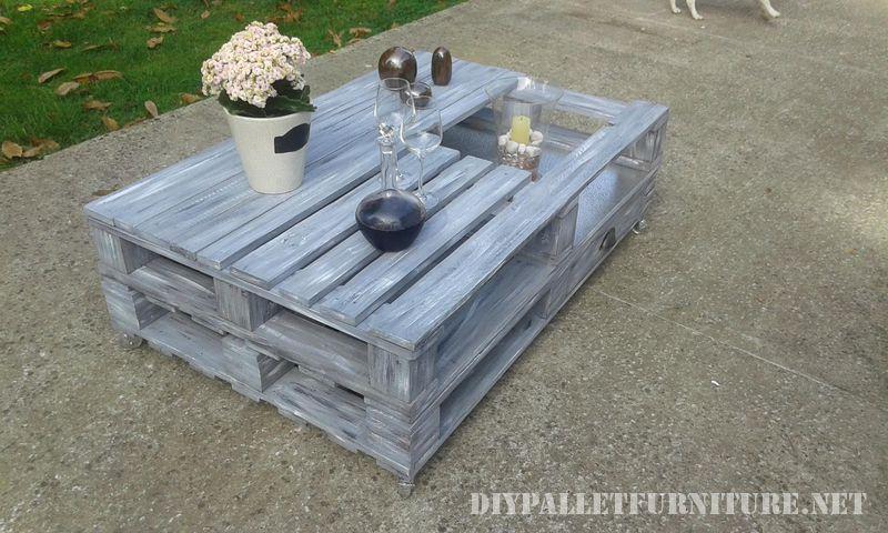 Poco tavolo per il giardino 4