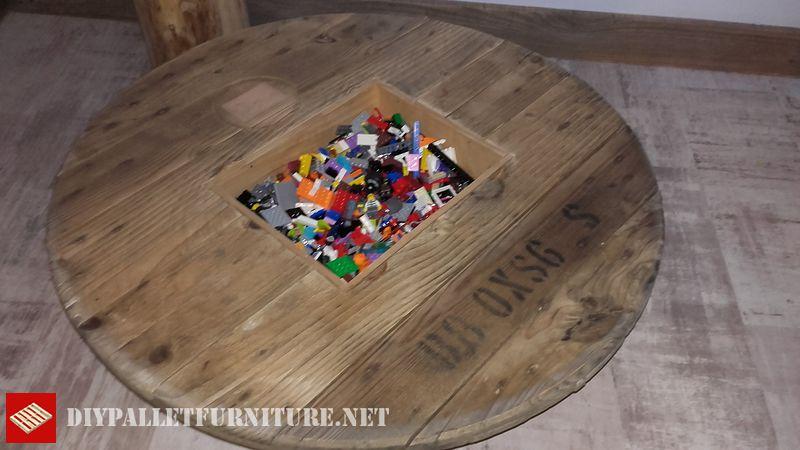 Tavolo Lego per giocareMobili con Pallet  Mobili con Pallet