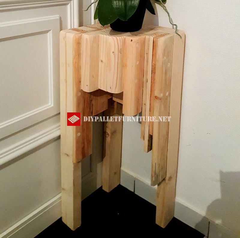 tavolo con pallet mobili con pallet : Tavolo d?angolo con legno recuperatoMobili con Pallet Mobili con ...