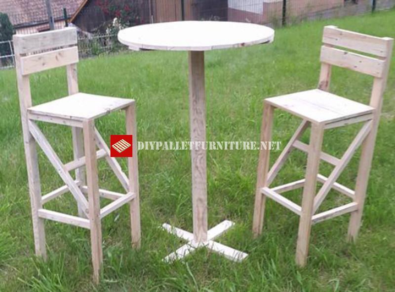 Tavolo e panche con legno recuperatoMobili con Pallet  Mobili con ...