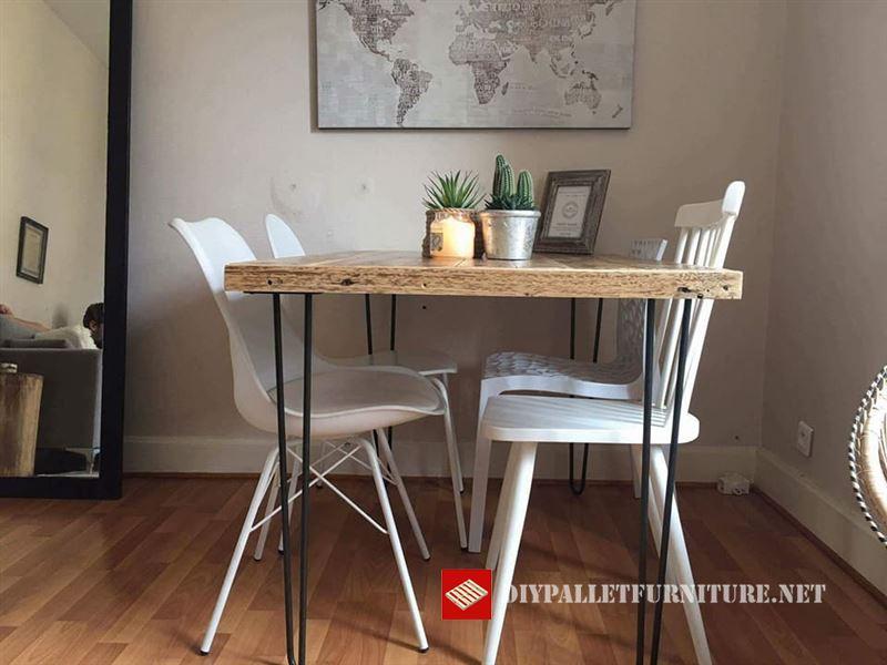 Piccolo tavolo da pranzoMobili con Pallet | Mobili con Pallet