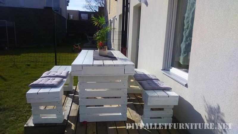 Costruire Mobili Da Giardino Fai Da Te.Costruire Mobili Da Giardino Con Pallet Divani Da Giardino Con